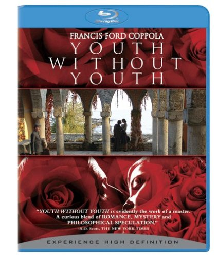 Cover art for  Youth Without Youth [Blu-ray]