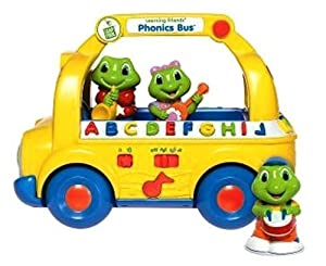 LeapFrog Learning Friends™ Phonics Bus® Vehicle
