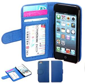 iPhone 5C, iPhone 5C case,iPhone 5C Case Cover,case for iPhone 5C, iPhone 5C leather case,Gotida PU Wallet Leather Case with credit card holder for iPhone 5C-Design 020#