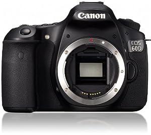 Canon EOS 60d Digital SLR Camera -Body Only- Black