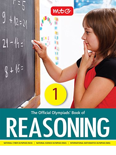 The Official Olympiads' Book of Reasoning: Class 1
