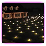 Lawn Lights - Illuminated Outdoor Decoration, Incandescent Bulbs