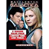 Battlestar Galactica (2004): Season 4.0 / Battlestar Galactica (2004): Season 4.5 Value Pack ~ Edward James Olmos