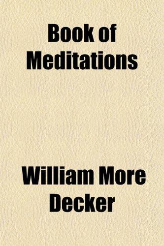 Book of Meditations