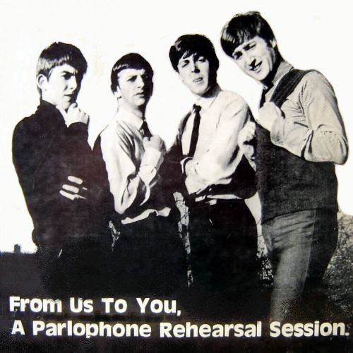 Beatles - From Us To You (Disc 2) - Lyrics2You