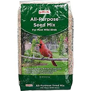 Petco all purpose seed mix wild bird food for Does petco sell fish