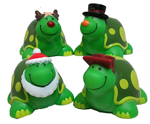 Christmas Turtles - Set Of 12 Party Favors front-893531