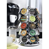 Lily's HomeTM Carousel for 35 K-Cups in Chrome