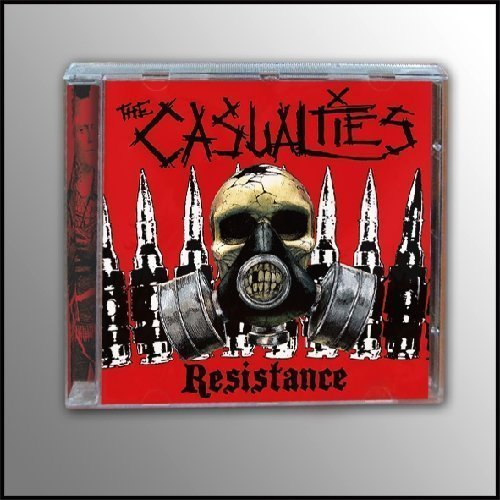 Resistance by Casualties, The (2012) Audio CD