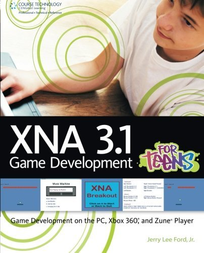 XNA 3.1 Game Development for Teens (Xna Game Development compare prices)
