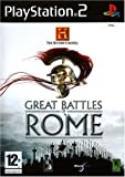 echange, troc The History Channel: Great Battles of Rome