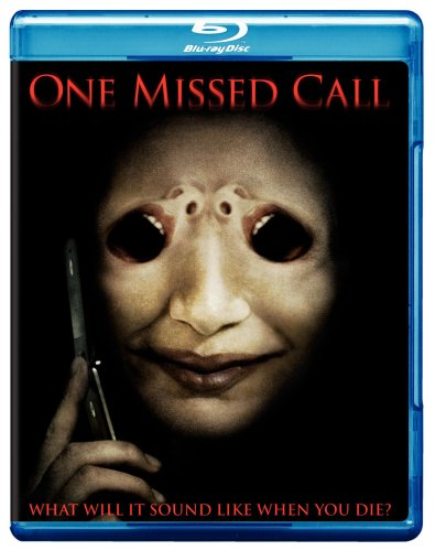 Cover art for  One Missed Call [Blu-ray]