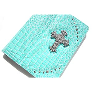 Ipad 2 Case Designer Fashioned / Best Hard Case iPad 2 Case Cover Turquoise