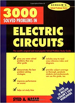 Solved circuits problems in 3000 electric pdf