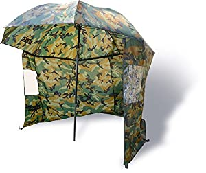 Zebco Nylon-Storm Umbrellas/Tents/Chairs - Camouflage, 2.20 m