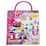 Barbie Kiosk Assortment Build 'N Style Ice Cream Cart, Multi Color