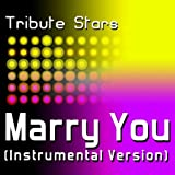 Bruno Mars - Marry You (Instrumental Version)