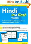 Hindi in a Flash Kit Volume 1 (Tuttle...
