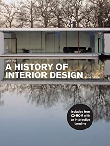A History of Interior Design, 3rd Edition by Laurence King