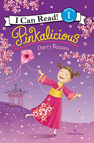 Pinkalicious: Cherry Blossom (I Can Read)