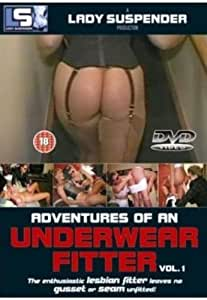 Adventures Of An Underwear Fitter Vol.1 [DVD] [Reino Unido]