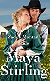 Zacks Montana Bride (Sweet, clean Western Historical Romance)(Montana Ranchers and Brides series)