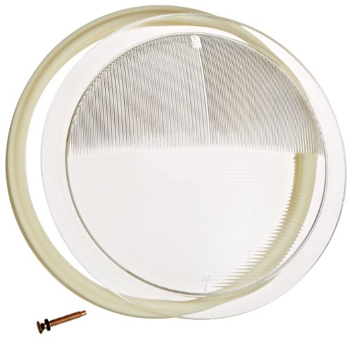 Pentair 619864Z Tempered Lens And Gasket Assembly Replacement Intellibrite 5G 2Nd Generation Led Color Light