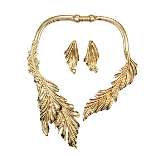 houda-rock-branch-chain-jewelries-classic-alloy-leaves-fringe-statement-necklace-earrings-sets