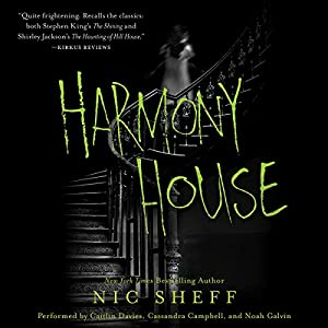 Harmony House Audiobook