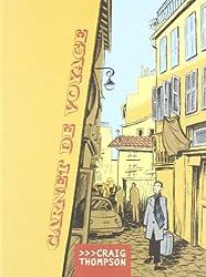 Carnet De Voyage (Travel Journal (Top Shelf))
