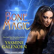 Bone Magic: Sisters of the Moon, Book 7 | Yasmine Galenorn