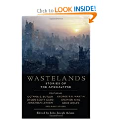 Wastelands: Stories of the Apocalypse by John Joseph Adams