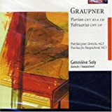 Graupner: Partitas for Harpsichord, Vol. 3- GWV 103 & 150 / Februarius GWV 110