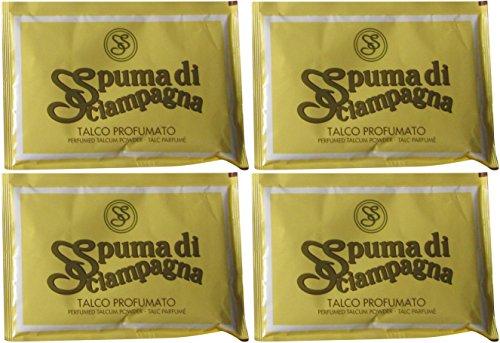 "Italsilva: ""Spuma Di Sciampagna"" Refill Envelope * Pack of 4, 75 G Each * [ Italian Import ]"
