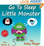 "Children's Book: ""GO TO SLEEP LITTLE..."