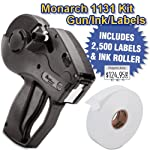 Monarch 1131 1-line Label Gun Starter Kit