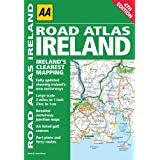 Road Atlas Ireland (AA Ireland Road Atlas)by AA Publishing