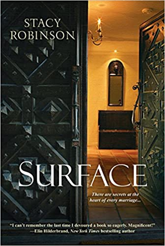 Surface by Stay Robinson deals with flawed choices.
