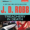 Treachery In Death: In Death, Book 32 (       UNABRIDGED) by J. D. Robb Narrated by Susan Ericksen