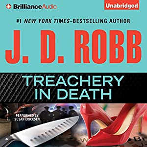 Treachery In Death Audiobook