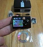 Mini Dv 5MP Worlds Smallest HD Digital Video Camera Spy Camera Video Recorder Hidden Cam DV DVR with 1280 x 960 Resolution
