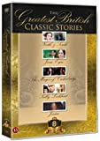 The Greatest British Classic Stories - 8-DVD Box Set ( North & South / Jane Eyre / The Mayor of Casterbridge / The Shadow in the North / The Ruby in the Smoke / Jessica ) [ NON-USA FORMAT, PAL, Reg.0 Import - Sweden ]