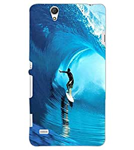 SONY XPERIA C4 SURFER Back Cover by PRINTSWAG