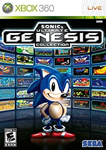 Sonic's Ultimate Genesis Collection - Xbox 360
