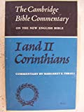 img - for I & II Corinthians [Cambridge Bible Commentary on the New English Bible] book / textbook / text book