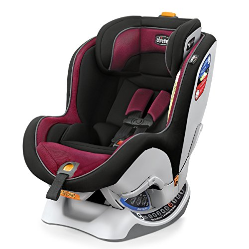 Chicco-NextFit-Convertible-Car-Seat-Saffron
