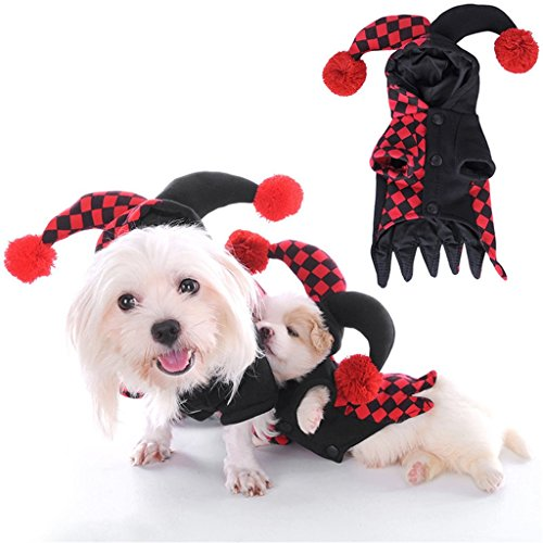 PetBoBo-Pet-Dog-Cat-Halloween-Costume-Clown-Hooded-Costumes-Soft-Dog-Clothes-Costumes-Jeans-Cat-Funny-Apperal
