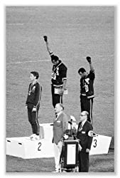 Black Power Olympics, Mexico City 1968 (Vertical) 24
