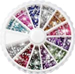 Nail Art Strass Set Strasssteine 900...