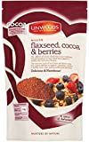 Linwoods Milled Flaxseed, Cocoa, Strawberry and Blueberry 360 g